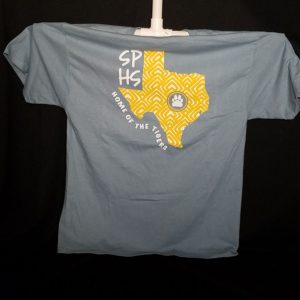 "Women's Short Sleeve ""Tiger Nation"" T- Shirt"